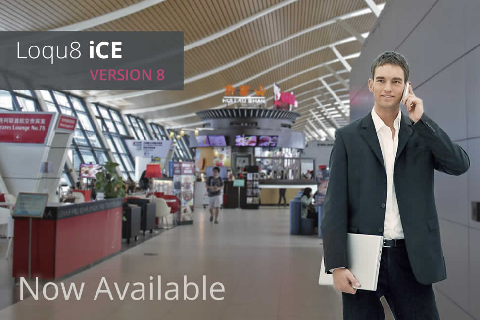 Loqu8 iCE 8 - Now available